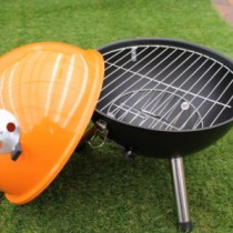 barbeque oranje
